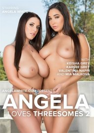 Angela Loves Threesomes 2