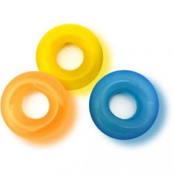 Rascal: The D-Ring Glow X3 - 3 pack