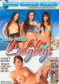 Third World Ladyboys 4 Pack