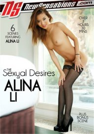 Sexual Desires Of Alina Li, The Porn Movie