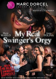 Buy My Real Swinger's Orgy