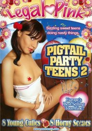 Pigtail Party Teens 2 Porn Video