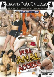 Full Anal Access Porn Video