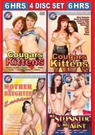 Cougars Prowling For Young Pussy
