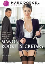 Manon, Rookie Secretary Porn Video