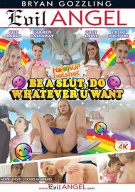 Hookup Hotshot: Be A Slut, Do Whatever U Want Porn Movie