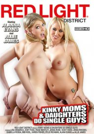 Kinky Moms & Daughters Do Single Guys Porn Video