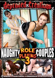 Naughty Role Playing Couples 3