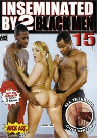 Inseminated By 2 Black Men #15