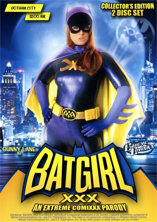 Batgirl XXX: An Extreme Comixxx Parody