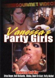 Vanessa's Party Girls Porn Video
