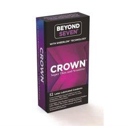 Beyond Seven: Crown Super Thin and Sensitive - 12 pk