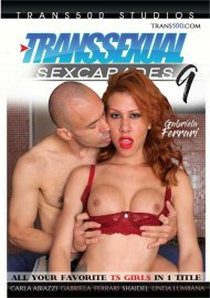 Transsexual Sexcapades 9 Porn Video