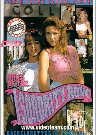 Carnal Coeds: Girls of the Sorority Row Porn Video