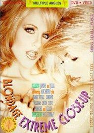 Blondage: Extreme Close-Up Porn Video