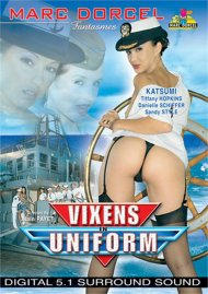 Vixens in Uniform