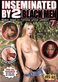 Inseminated By 2 Black Men #7 Porn Video