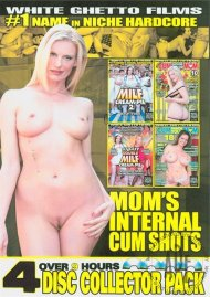 Mom's Internal Cum Shots Collector Pack