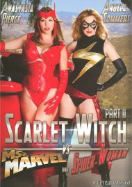 Scarlet Witch 2: VS Ms. Marvel And Spiderwoman