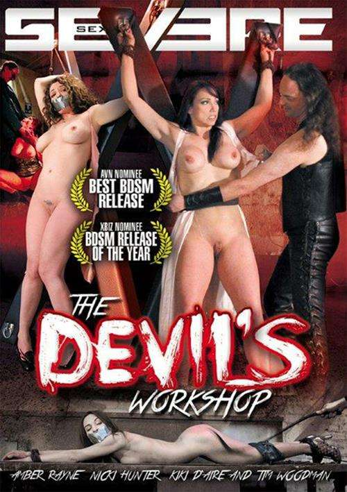 The Devils Workshop Boxcover