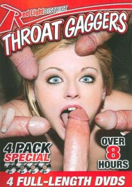 Throat Gaggers 4 Pack Special
