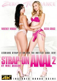 Strap-On Anal 2 Porn Video