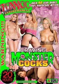 Craving Monster Cocks (4 Pack)