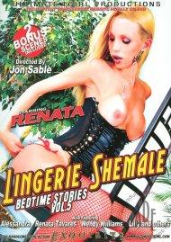 Lingerie SheMale Bedtime Stories Vol. 5
