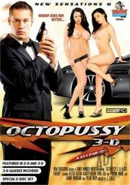 Octopussy 3-D: A XXX Parody