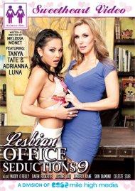 Lesbian Office Seductions 9