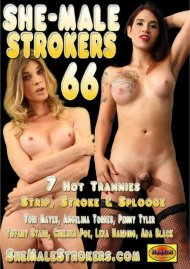 She-Male Strokers 66 Porn Video