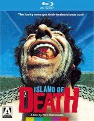 Island of Death  (Blu-ray + DVD)