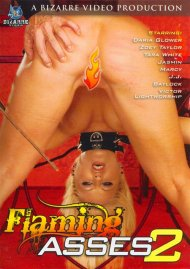 Flaming Asses 2 Porn Video