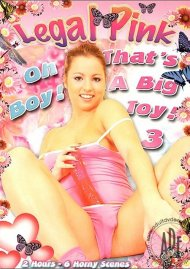 Oh Boy! That's a Big Toy! 3 Porn Video