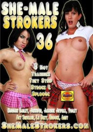 She-Male Strokers 36 image