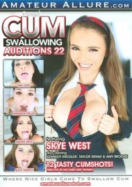 Cum Swallowing Auditions Vol. 22 Porn Video