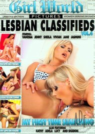 Lesbian Classifieds: My First Time Searching Vol. 4