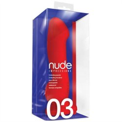 Blush Nude Impressions 03 - Red