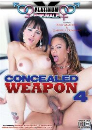 Concealed Weapon 4 Porn Video