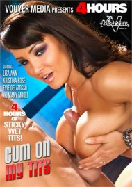 Cum On My Tits Porn Video