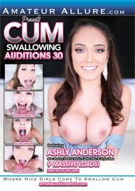 Cum Swallowing Auditions Vol. 30