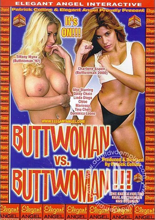 Buttwoman vs. Buttwoman