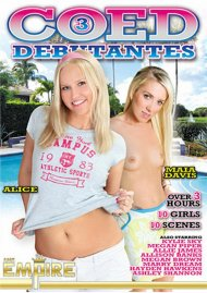 Coed Debutantes 3 Porn Video