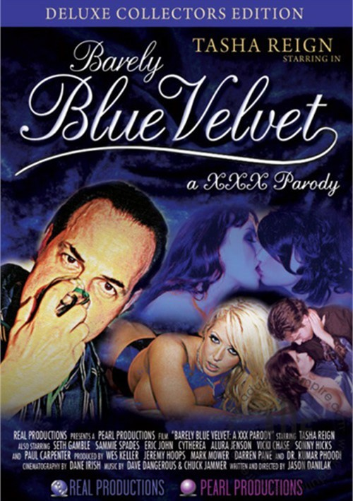 Barely Blue Velvet: A XXX Parody