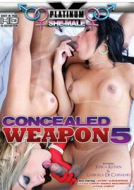 Concealed Weapon 5 Porn Video