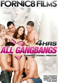 All Gangbangs - 4 Hrs