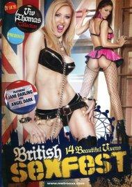 British Sex Fest Porn Video