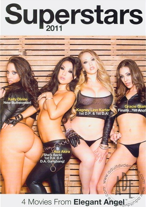 2011 Superstars 4 Pack