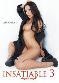 Asa Akira Is Insatiable Vol. 3 Porn Video