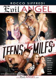 Teens Vs Milfs #3